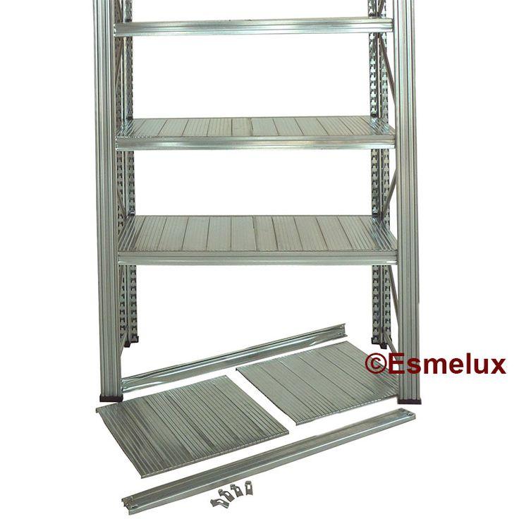 Estanterías Metálicas Galvanizadas https://www.esmelux.com/estanter%C3%ADas-met%C3%A1licas-galvanizadas-10-estantes