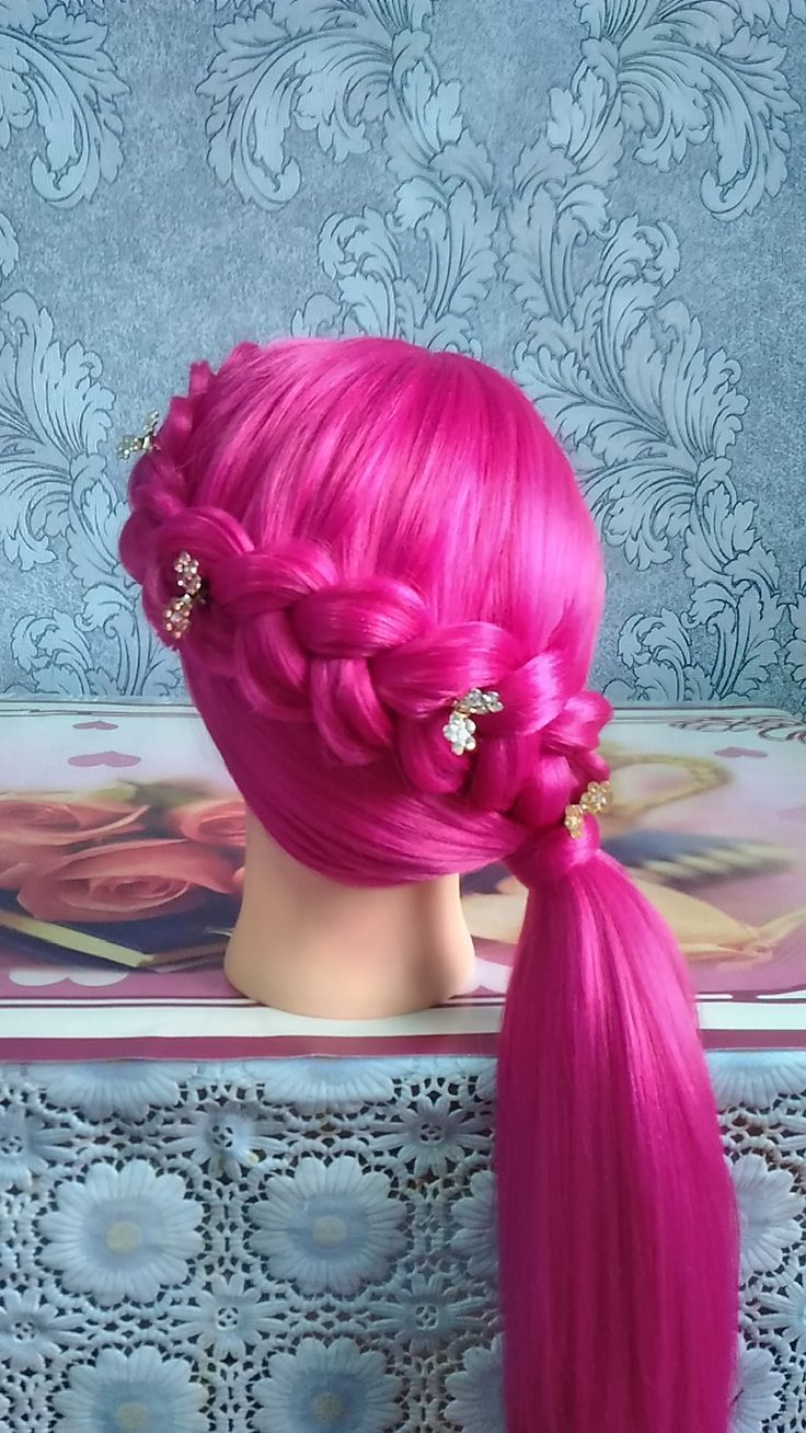 https://youtu.be/GJWXG_WnDro Basic french braid Reverse Французская коса Обратная
