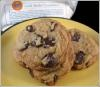 We don't have enough chocolate chip cookie recipes, so here's another one. This one's featured on the bag of Gold Medal flour and the full recipe is here.