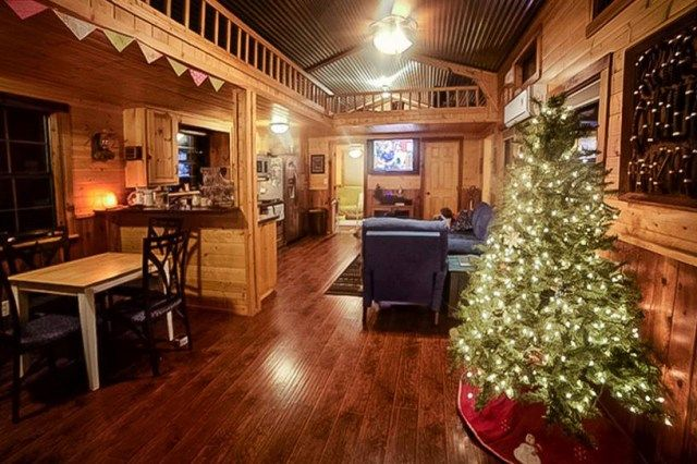 log cabin builders in central texas