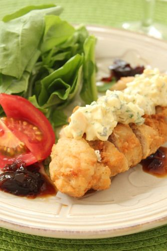 チキン南蛮 そば粉ベニエ ジュレ仕立て|きちんとレシピ|フードソムリエ