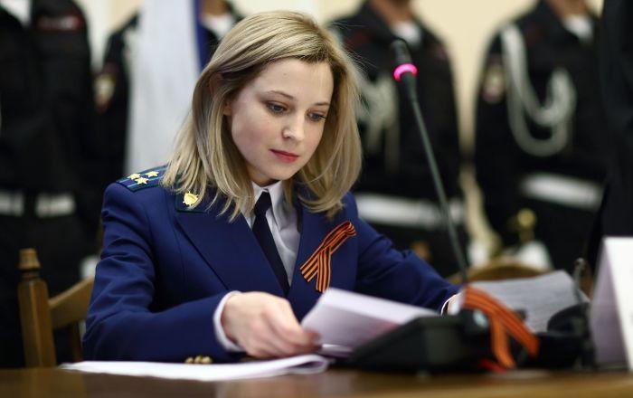 Sputnik Türkiye ///  Poklonskaya, özel hayatını anlattı: Evli değilim, kocam da yok