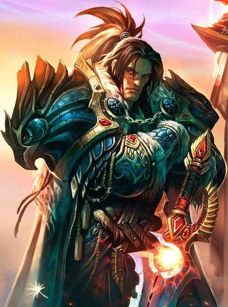 Varian Wrynn - #Hearthstone: Heroes of Warcraft Wiki Here are some of the best World of Warcraft pics I could find online.