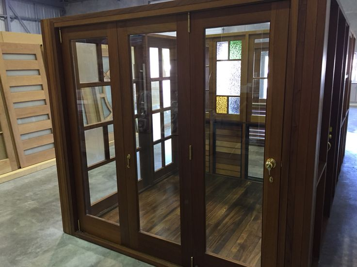 Timber Bi-fold Doors