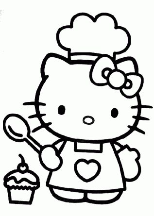 37 best Art Inspiration ~ Hello Kitty images on Pinterest | Hello ...