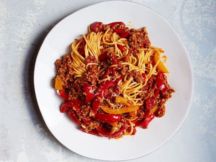Abruzzo pasta sauce recipe