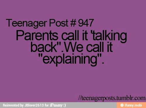 teenager posts | Teenage posts.. | Flickr - Photo Sharing!