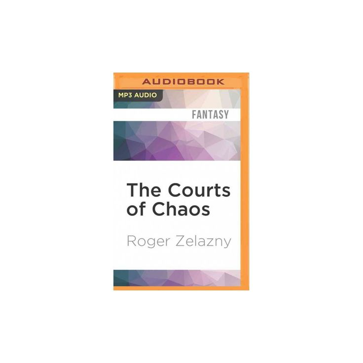 Courts of Chaos (MP3-CD) (Roger Zelazny)