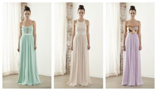 melbourne bridesmaid dresses