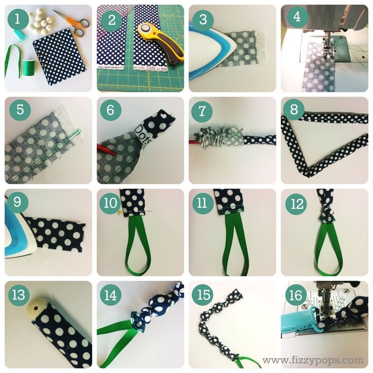 Diy Fabric Beaded Teething Binky Clip Giveaway Too