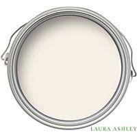 Laura Ashley Paper White - Matt Emulsion Paint - 2.5L
