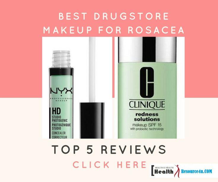 best 20 makeup for rosacea ideas on pinterest best. Black Bedroom Furniture Sets. Home Design Ideas