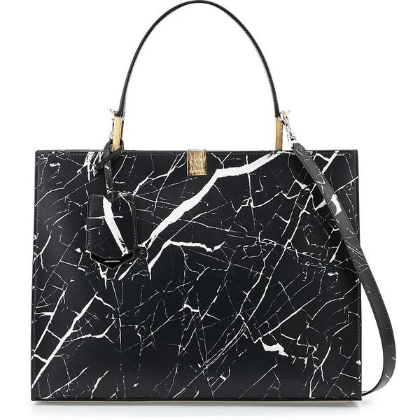 Balenciaga Le Dix Cabas Marble Tote Bag ($2,075) ❤ liked on Polyvore featuring bags, handbags, tote bags, balenciaga purse, balenciaga tote bag, handbags totes, tote hand bags and tote handbags