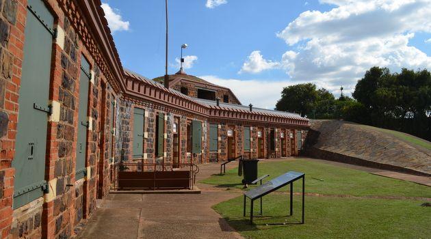 Fort Klapperkop