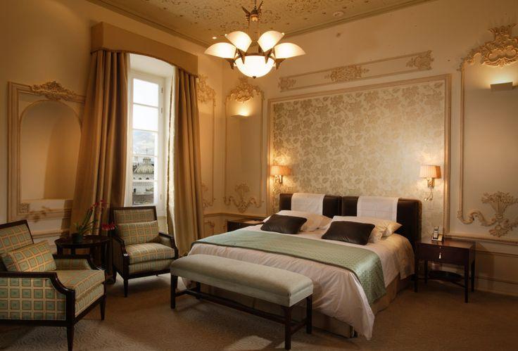 Casa Gangotena, Quito, Ecuador Patio Suite - 5 of the Best Boutique Hotels: South America