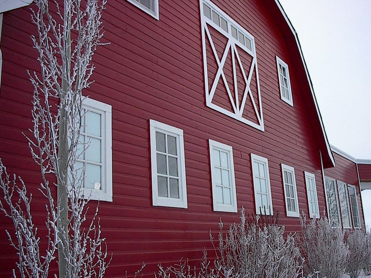The Berry Barn. Saskatoon, Saskatchewan