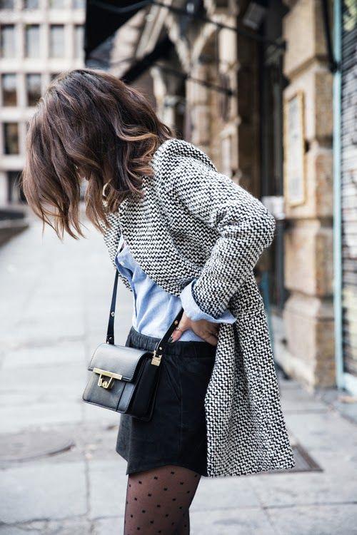 skirt, plumetis, jaquard // mode, street style, look, vêtements, fashion, tendance, féminin