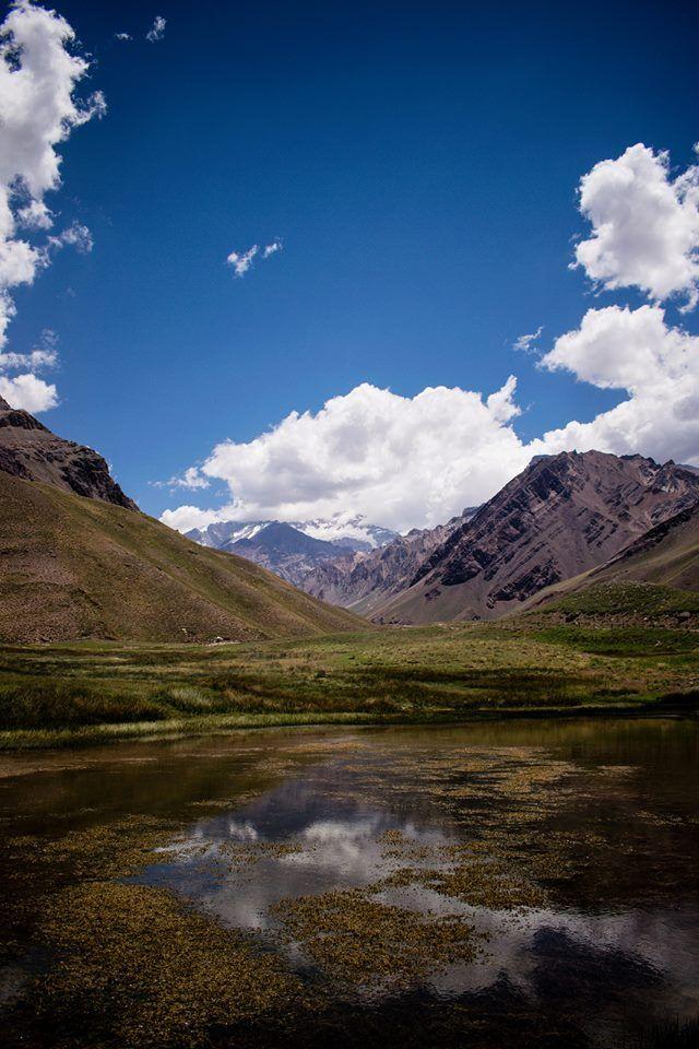 Uspallata. Mendoza Argentina