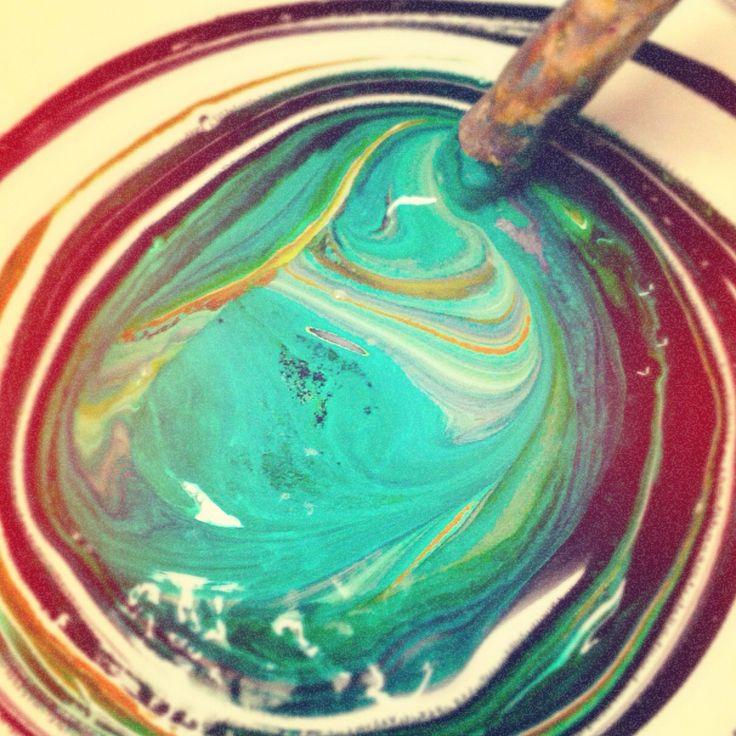 魔法みたい、その言葉に感動しました。色は人々の感性を刺激し続けます。