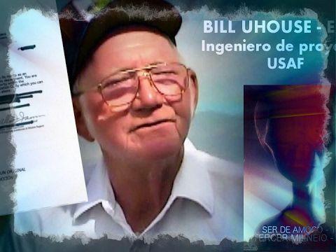 (4) ROMPIÓ su SILENCIO en el ÁREA 51 TRABAJAN con EXTRATERRESTRES:Bill Uhouse - YouTube