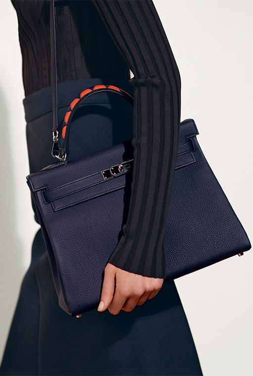 Just before showcasing its Fall/Winter '17 runway show during Paris Fashion Week, Hermès has released its seasonal lookbook for its handbags and shoes collection. See it here first...