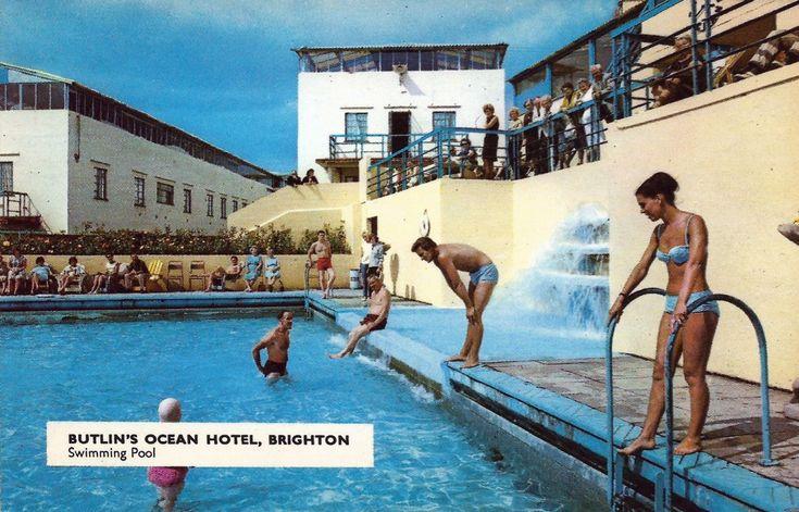 Ocean hotel butlin 39 s saltdean brighton in 2019 butlins - Brighton hotels with swimming pools ...