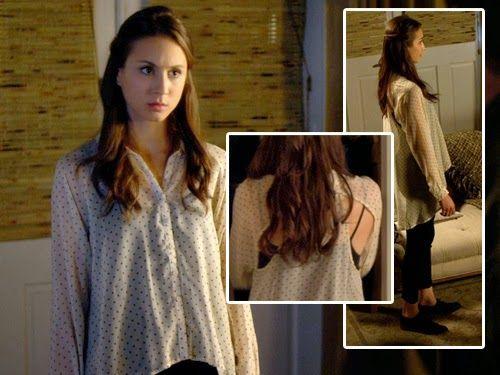 OUTFIT DEL DÍA: Looks de Spencer #6 Pretty Little Liars