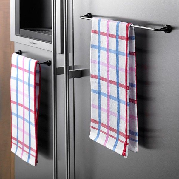 Magnetisk hängare, perfekt för kylen eller frysen.