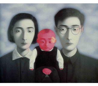 Zhang Xiao Gang: Bloodline, Big Familiy, 2006
