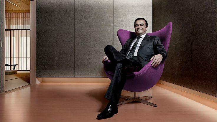 Правительство Франции обеспокоено высокой зарплатой Карлоса Гона...