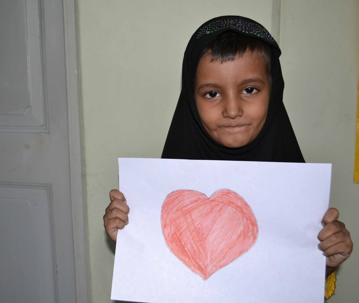 It lets a child know someone out there loves and cares for them. #ILoveSponsorship