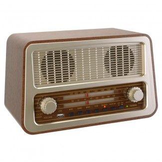 Radio rétro 50's - La chaise longue