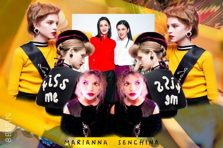 the women for love! http://blevogue.tumblr.com/post/139727171324/marianna-senchina