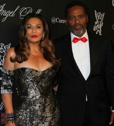 Tina Knowles Weds Boyfriend Richard Lawson