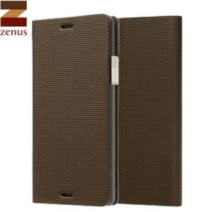 View larger images of Zenus Metallic Diary Samsung Galaxy Note 4 Case - Bronze