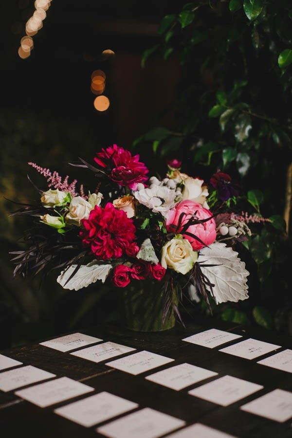 Luxe Jewel Tone Wedding at the Fairmount Park Horticulture Center