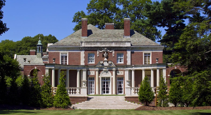 NYIT de Seversky Mansion, New York Institute of Technology, Old Westbury, New York