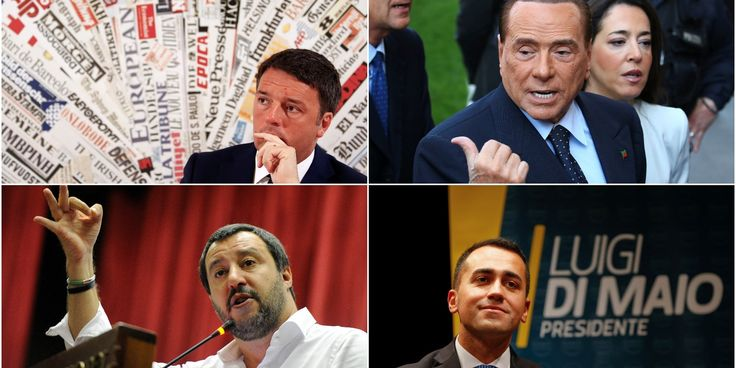 Legalised brothels flat tax and a repeal of 400 laws: Here's what Italy's political parties are promising ahead of this week's election #Correctrade #Trading #News