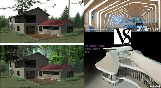 Revit vs. ArchiCAD