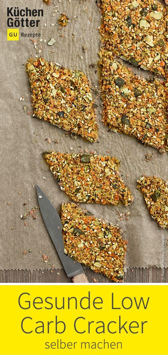 Low-Carb-Cracker