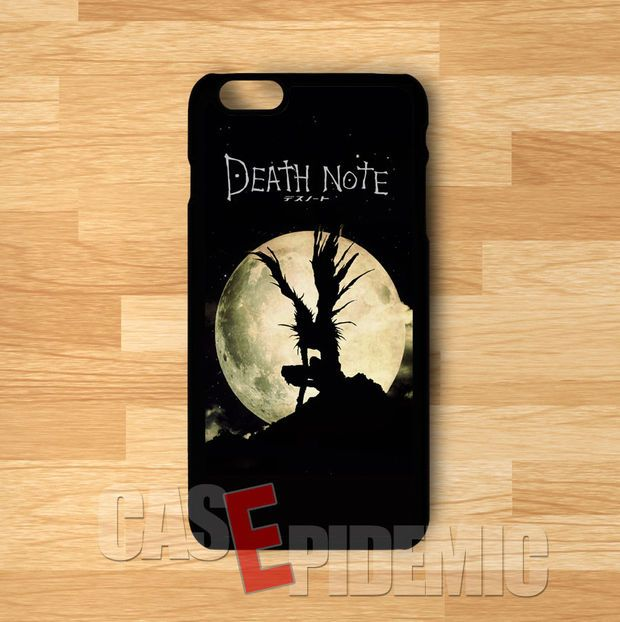 Anime Death Note Ryuk Death God Silhouette -trtr For