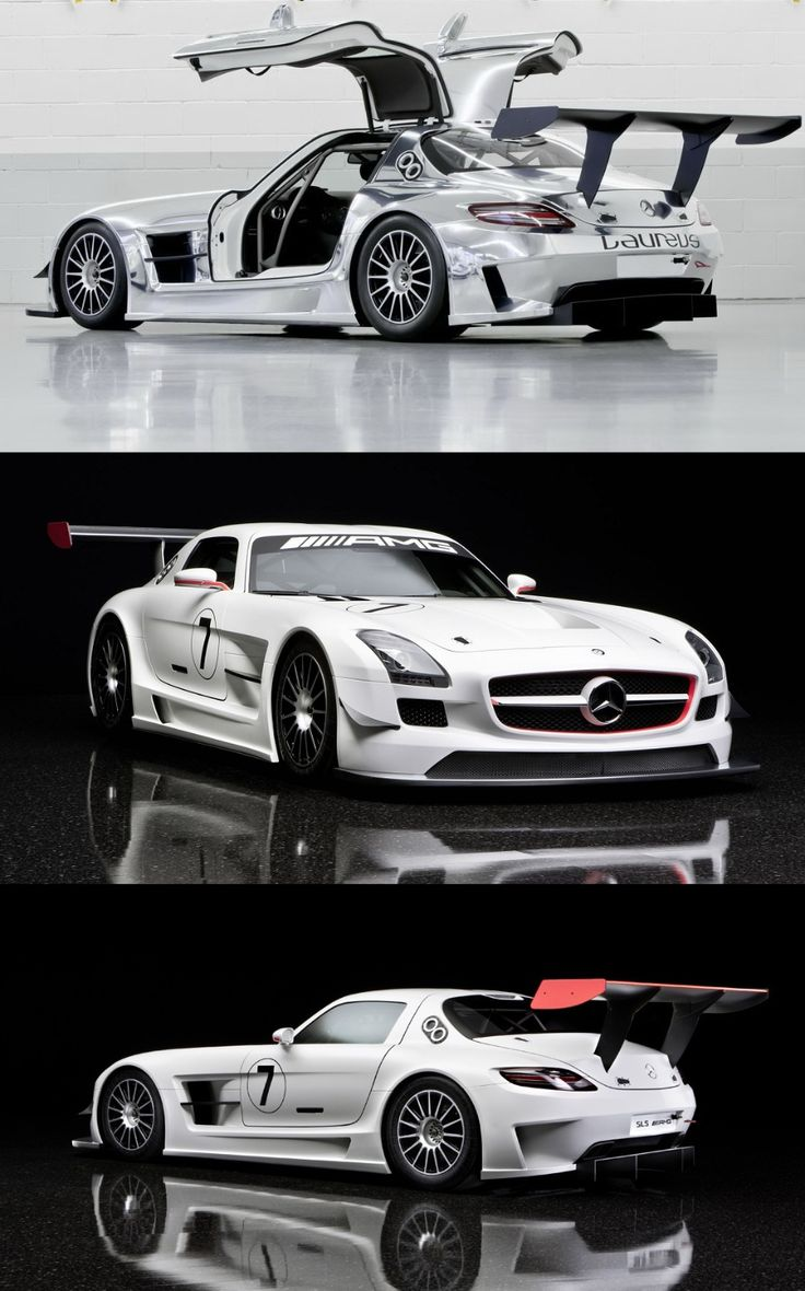 Mercedes-Benz SLS AMG GT those spoilers make this car look terrible