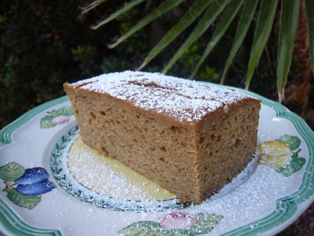 Applesauce Spice Cake | let's eat: Cakes | Pinterest