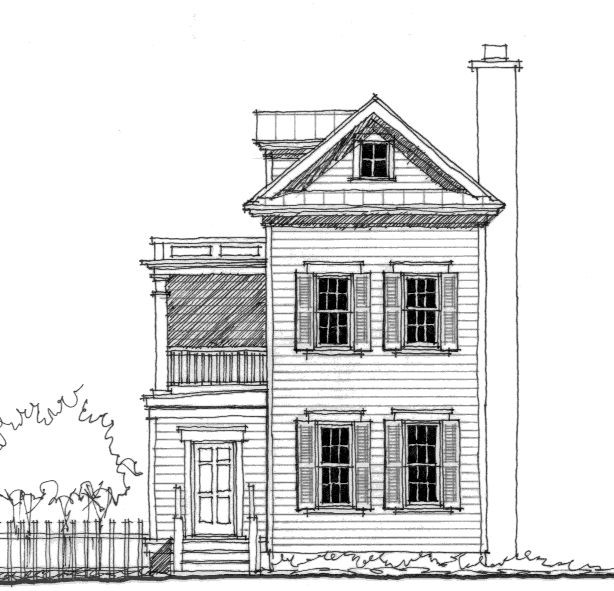 Charleston style house plans with photos for Charleston style house plans