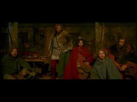 leven van een koning vroege middeleeuwen.