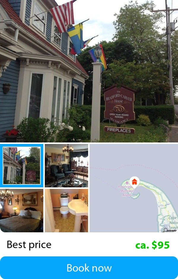 The Bradford Carver House (Provincetown, USA) – Book this hotel at the cheapest price on sefibo.