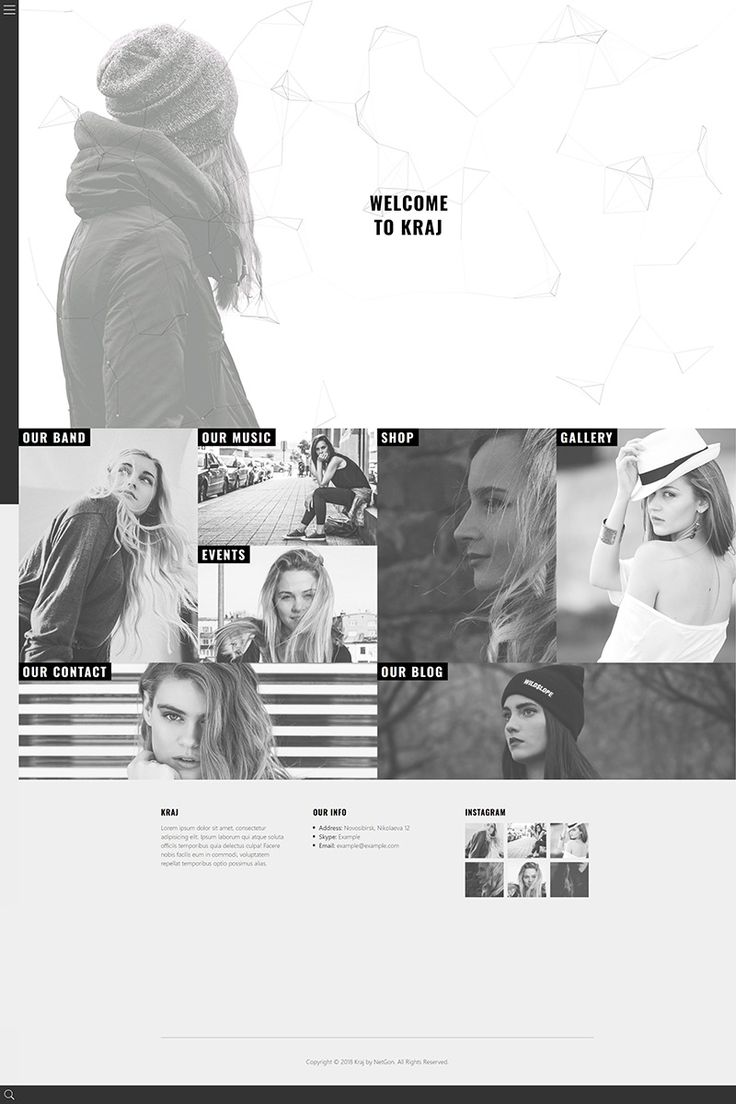 Kraj - Music Band WordPress Theme is a modern and unique WordPress Theme created specifically for musicians, music brands, etc.#musicwebsite #musicwebsitedesign #bandwebsite  https://www.templatemonster.com/wordpress-themes/kraj-music-band-wordpress-theme-68572.html/