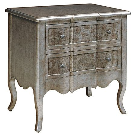 An Elegant Addition To Your Living Room Or Master Suite, This 2 Drawer Chest  · Sofa End TablesConsole ...