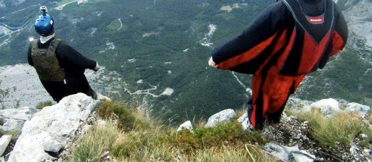 Ian McInTosh On Base Jumping | Life Junkie Magazine