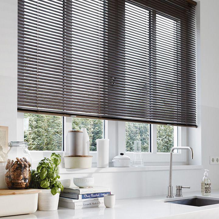 Laat u inspireren door Luxaflex® raamdecoratie. Horizontale Jaloezieën - 25 mm